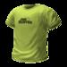 Basic tshirt plain green 256