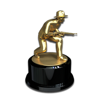 Sneakathon man gold