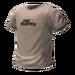 Basic tshirt plain khaki 256