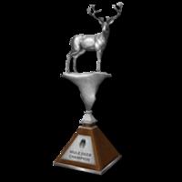 Trophy mule silver