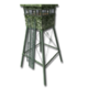 Deployable hunting tower