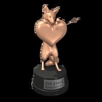 Valentine 2014 trophy fox 03