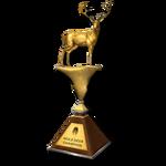 Trophy mule gold