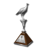 Trophy turkey silver