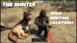 TheHunter Wolf Hunting Locations