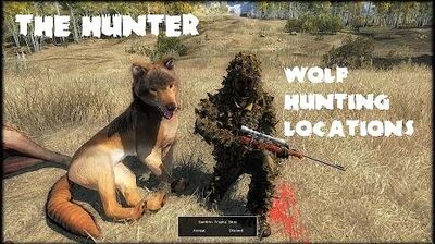 TheHunter Wolf Hunting Locations