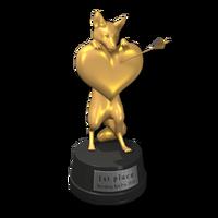 Valentine 2014 trophy fox 01