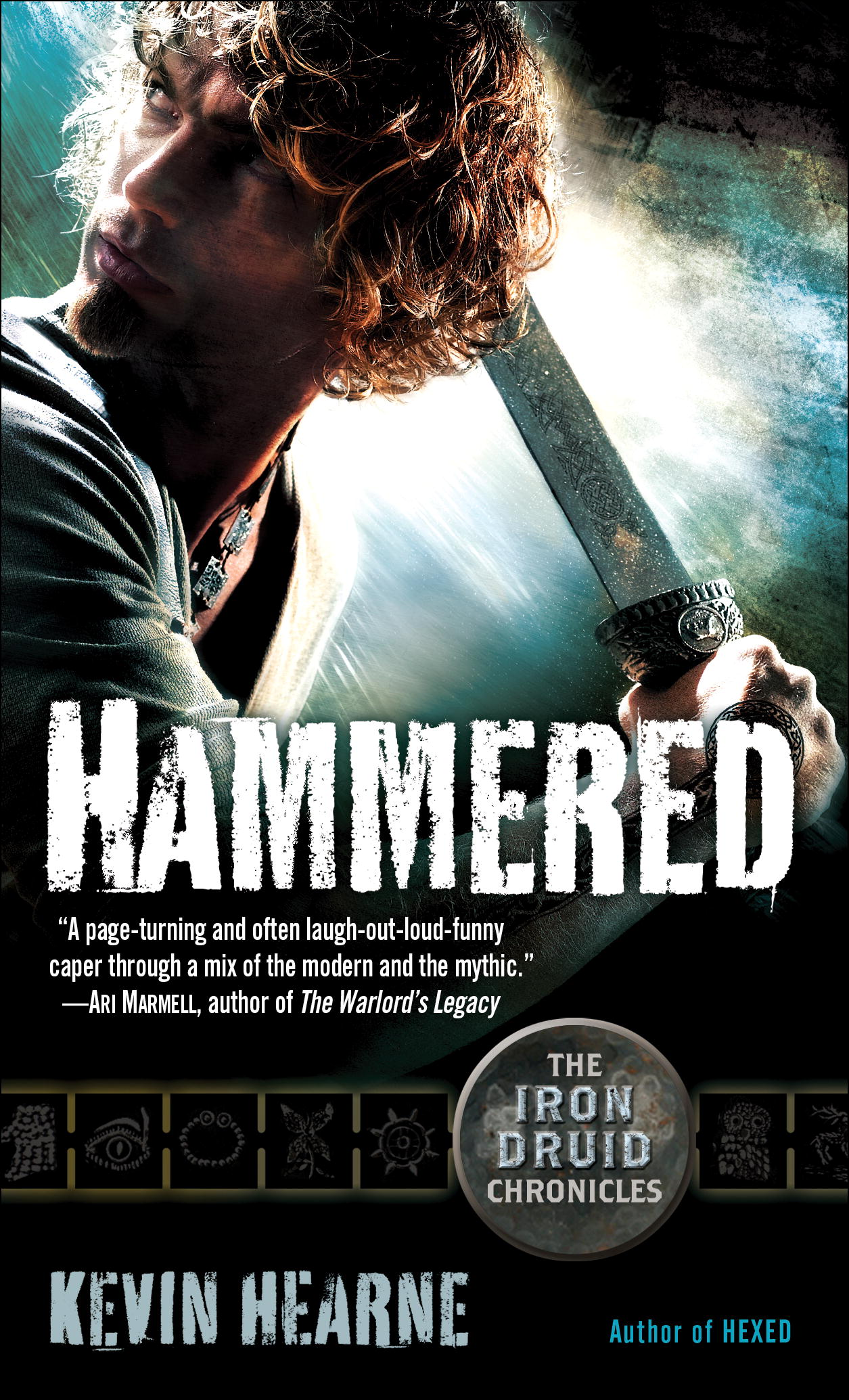 Iron Druid Chronicles - Book 3 - Hammered - Kevin Herne