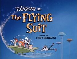 Flying suit title