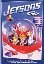 Jetsons movie dvd