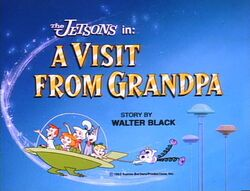 Visit from grandpa title