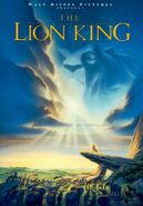 The Lion King Poster original