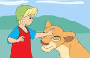 Lion form me and dotty (5)