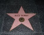 Bugs Bunny Walk of Fame 4-20-06-1-