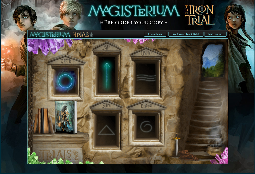 The Magisterium Trials | The Magisterium Wiki | FANDOM powered by ...