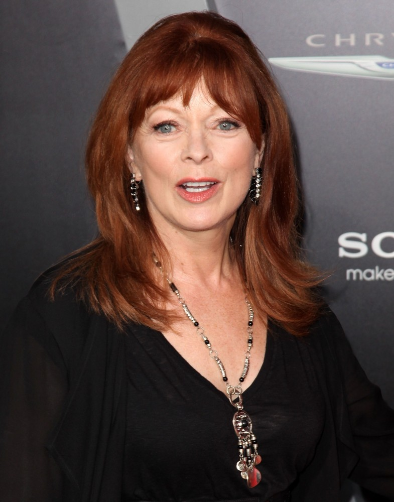 frances fisher hot