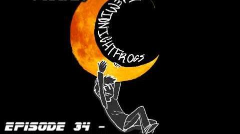 Podcast 34 - Fourth MidnightFrogs Anniversary