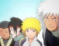 Team Jiraiya
