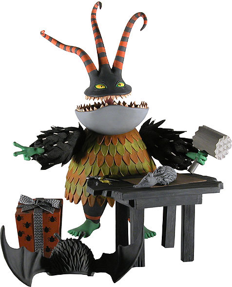Harlequin Demon | The Nightmare Before Christmas Wiki | FANDOM ...