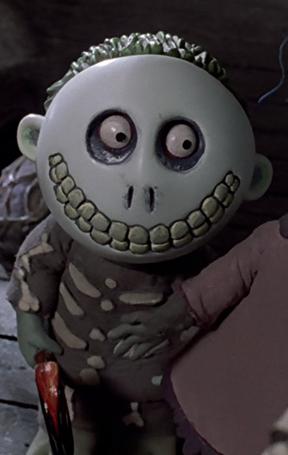 Nightmare Before Christmas Sally Costume Kids
