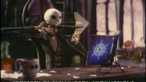 Nightmare Before Christmas - Deleted Scenes 1 (eXclusive)