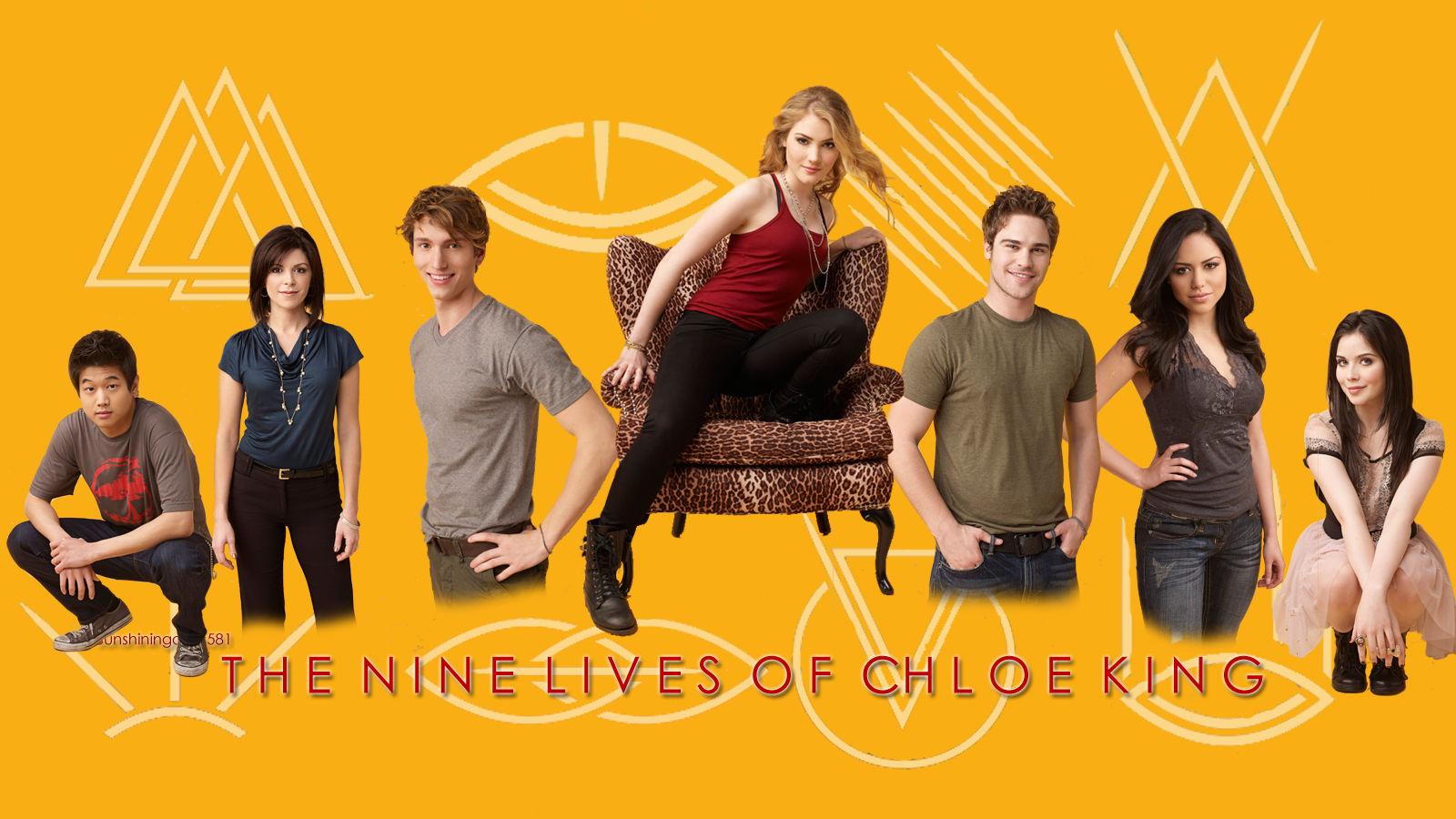 the nine lives of chloe king books free pdf