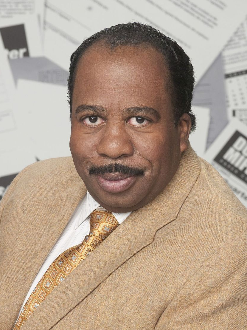 Stanley Hudson Dunderpedia The Office Wiki Fandom Powered By Wikia