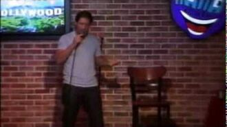 Sean Kanan Stand Up Footage