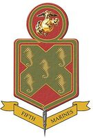 225px-5th Marine Regiment Logo