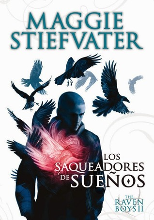 File:The Dream Thieves, Spanish cover.jpeg