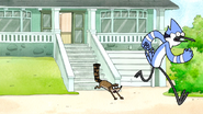 S3E04.269 Mordecai and Rigby Going to the Wizard