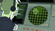 S5E06.003 Techmo Looking at the Radar