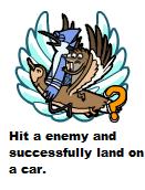Winging It Badge 006