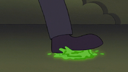 S7E02.144 Muscle Man Slipping on Ghost Chocolate