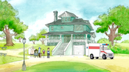 S3E35.021 The Ambulance at the House