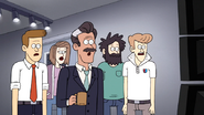 S7E04.091 The News Team are Shocked