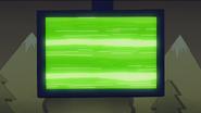 S7E02.115 Green Static Screen