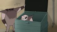 S6E16.086 Microfiche in the E-Waste Dumpster