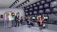 S7E04.105 The News Team Cheering