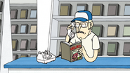 S3E34.058 Dave Answering the Phone
