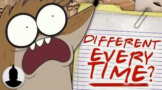 Regular Show Episodes Are Different Timelines?! Regular Show Cartoon Conspiracy (Ep. 137)-0