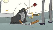S4E25.226 A Serious Flat Tire
