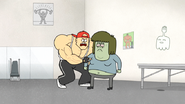 S5E11.022 You don't even deserve to be called Muscle Man