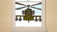 S7E13.145 Police Chopper