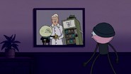 S7E19.115 Portrait of Mr. Maellard, Gene, and Dr. Dome
