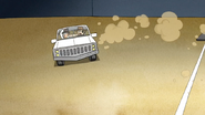 S4E24.105 The Pickup Truck Doing Donuts