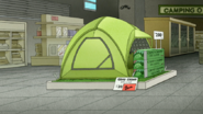 S5E36.033 Camp Champ Deluxe Display