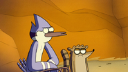S4E32.049 Mordecai Doesn't Believe Benson Words