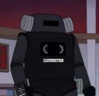 VCRrobot