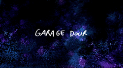 S6E23 Garage Door Title Card